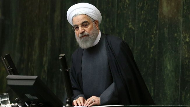 Iran Launches Ballistic Missiles During Military Exercise