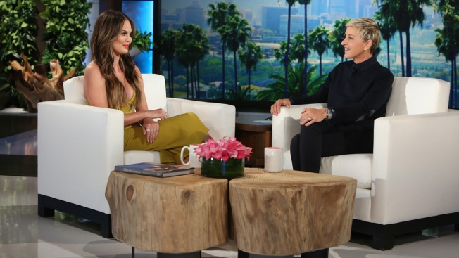 Chrissy Teigen Admits to Opening Rihanna's Mail