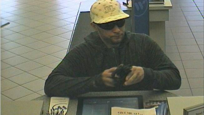Man Hands Westchester Bank Teller Note Demanding Cash