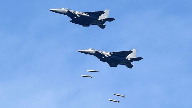 SKorea Fires 360 Rounds of Warning Shots at Russian Warplane