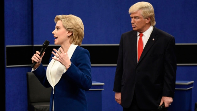 For 'SNL,' Donald Trump Is the Gift That Keeps on Giving