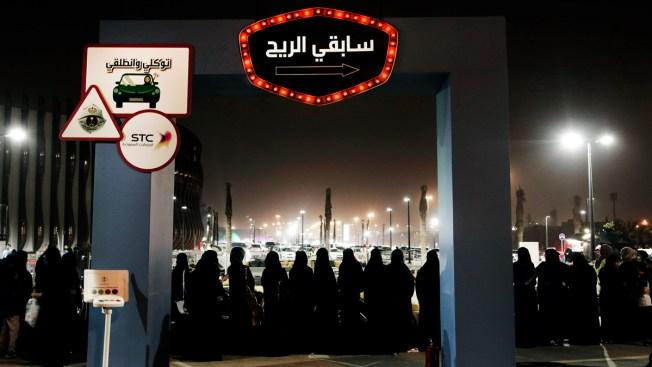 Saudi Women Runaways Rebel Against System of Male Control