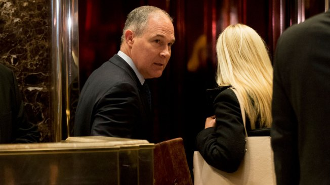 Six Reasons to be Concerned About a Pruitt EPA