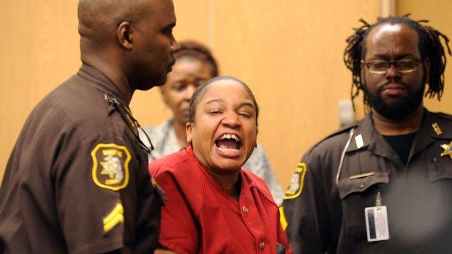 Life Sentence for Detroit Mom Who Put Kids in Freezer