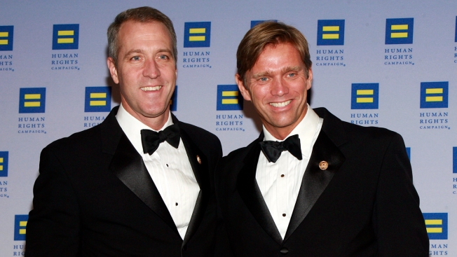 New York Congressman Maloney Marries Longtime Partner