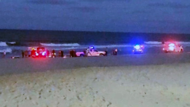 Swimmer Pulled From Water Off Jersey Shore Dies: Official
