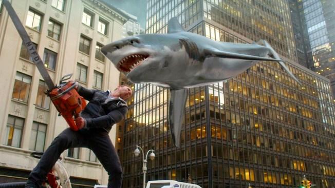 """""""Sharknado 3"""" Location Revealed"""