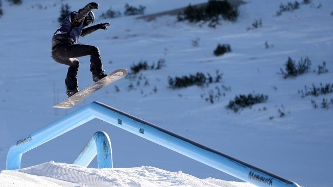 "Coach: Shaun White ""110 Percent"" For Sochi"