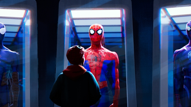 Sony Sets 'Into the Spider-Verse' Sequel for 2022