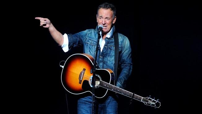 Bruce Springsteen Surprises Moviegoers at Film Preview Screenings