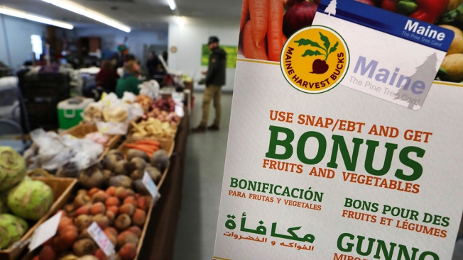 Trump Proposal Seeks to Crack Down on Food Stamp 'Loophole'