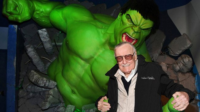 Stan Lee...Minister? Comic Legend to Officiate Wedding at Big Apple Comic Con