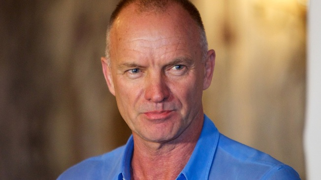 Sting Says Six Children Won't Inherit Much of His Reported $300 Million Fortune