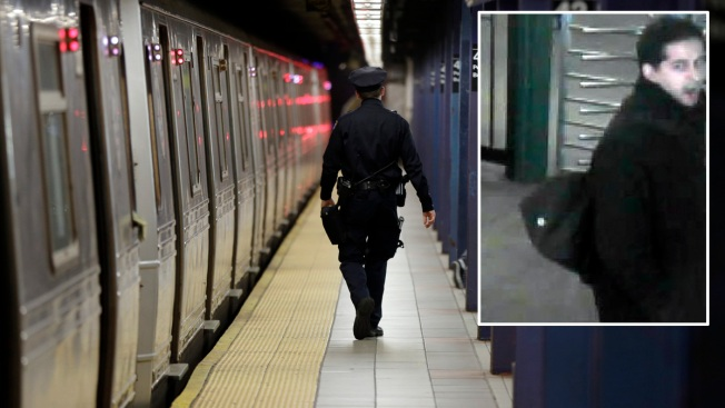 Suspect Groped Girl, 13, on Subway Train: NYPD