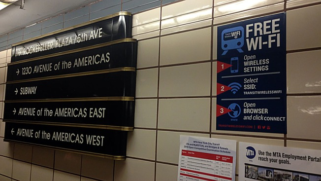 40 More NYC Subway Stations Get Wi-Fi