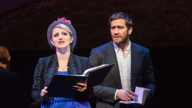 Jake Gyllenhaal and Annaleigh Ashford Will Lead 'Sunday in the Park with George' on Broadway