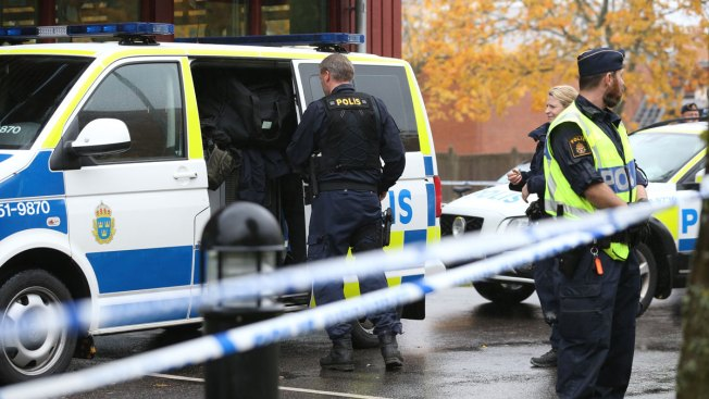 Racist Motive Behind Swedish School Attack: Police