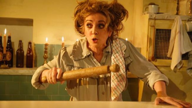 Look at Me, Mrs. Lovett! Look at You!