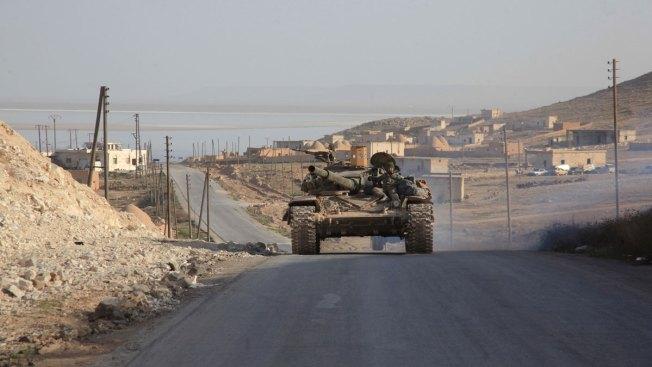 Calm Prevails in Syria Despite Some Cease-Fire Breaches
