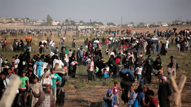 10,000th Syrian to Reach US This Week in Resettlement Program