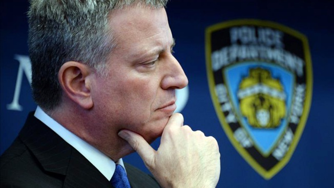 NYPD Sergeant Assigned to Mayor's Detail Suspended for Marijuana Use: Official