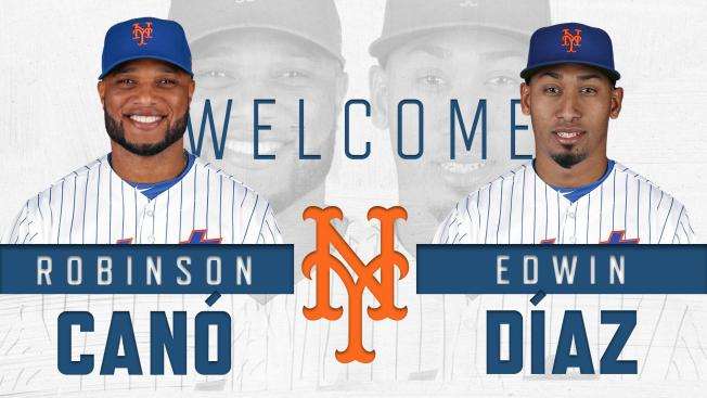 Mets Get Cano, Diaz and $20 Million from Mariners in 7-Player Trade