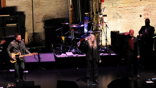 At Tribeca, the Night Belongs to Patti Smith — and Bruce