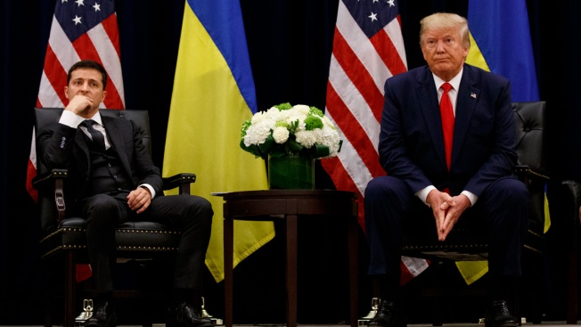 Kremlin Says It Hopes US Wouldn't Release Trump-Putin Calls