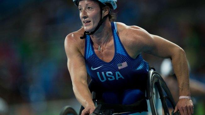 Tatyana McFadden Wins Fourth Straight Wheelchair New York City Marathon