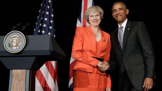 Britan's New PM Seeks Fresh Trade Relations Post-Brexit