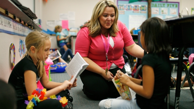 Teacher Shortage Seen Across US After Years of Cuts, Layoffs