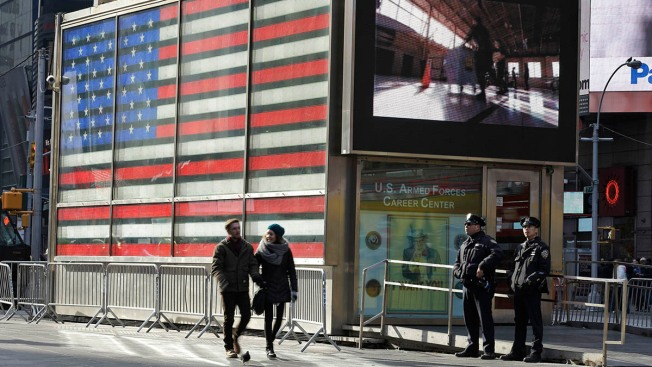 Poll Shows Concerns About Another NY Terrorist Attack