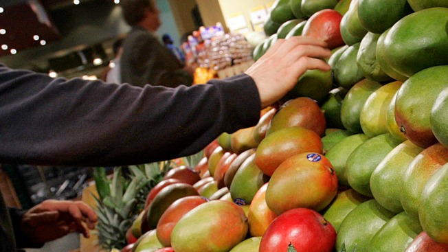 Organic Mangoes Possibly Tainted With Listeria Recalled in New Jersey: FDA