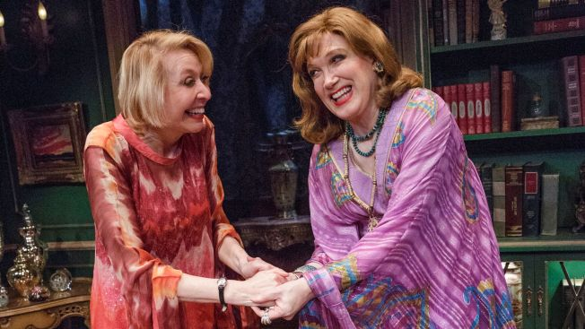 "Review: Charles Busch Keeps House in ""The Tribute Artist"""