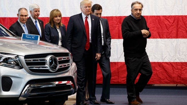Auto Industry Declares War on Trump Over NAFTA