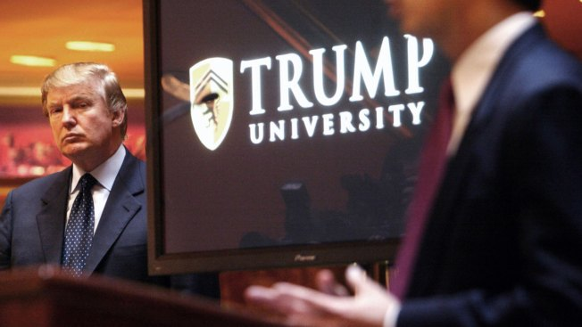 How the Trump U. Lawsuits Make Presidential History