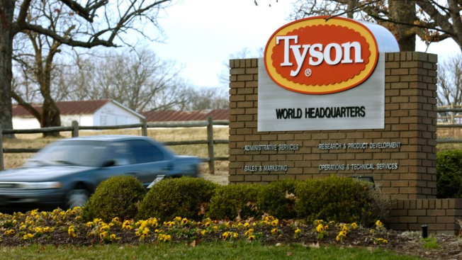 Tyson Recalling 3,000 Pounds of Chicken Over Plastic Contamination