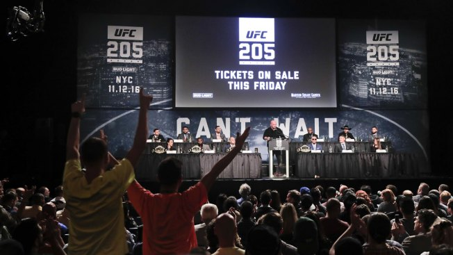 Mixed Martial Arts Takes Off in New York State Two Months After Lawmakers End Ban