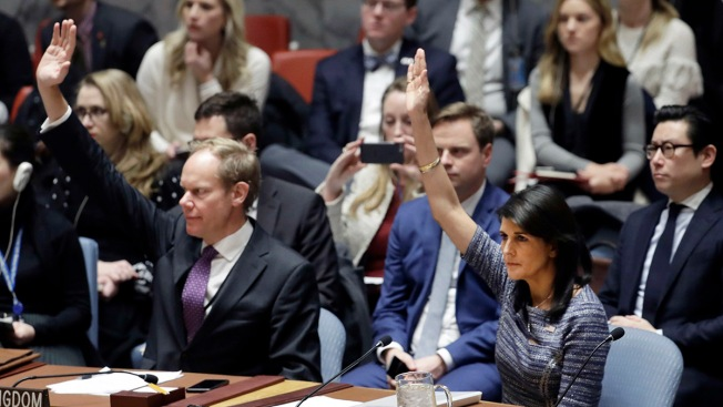 UN Security Council Imposes New Sanctions on North Korea