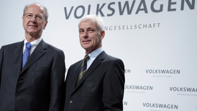 Volkswagen Says Only a Small Number of Staff Behind Scandal