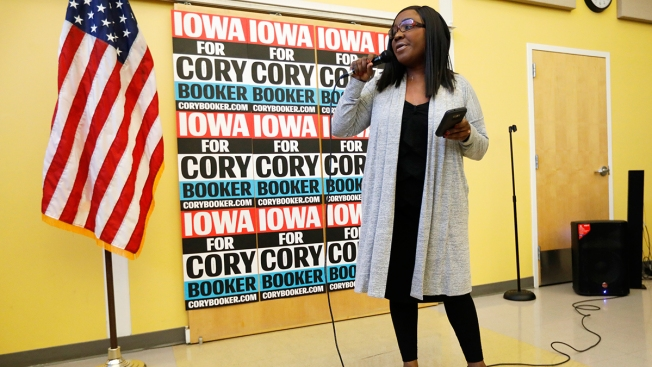 In Mostly White Iowa, Black Dems Poised to Play a 2020 Role