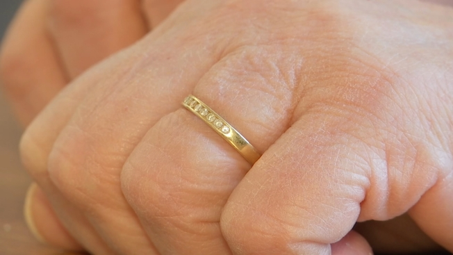 Woman Gets Wedding Ring Back 9 Years After It Was Flushed Down Toilet