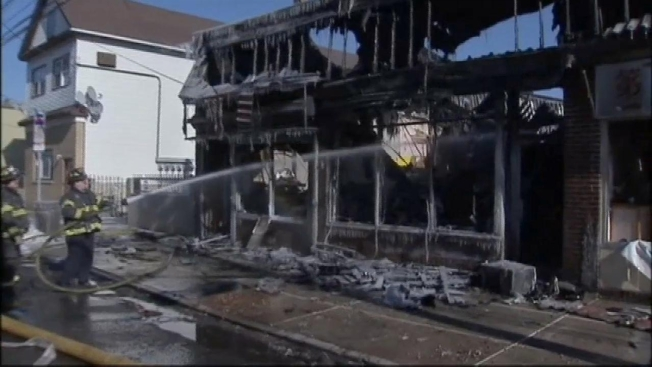 8 New Jersey Stores Church to Be Demolished After 4 Alarm