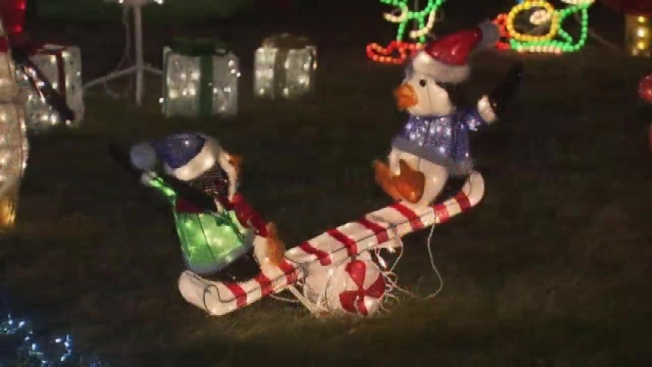 Christmas Decorations Stolen From NJ Home