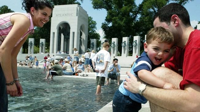 Debate Rages Over Use of Pool at National War Memorial