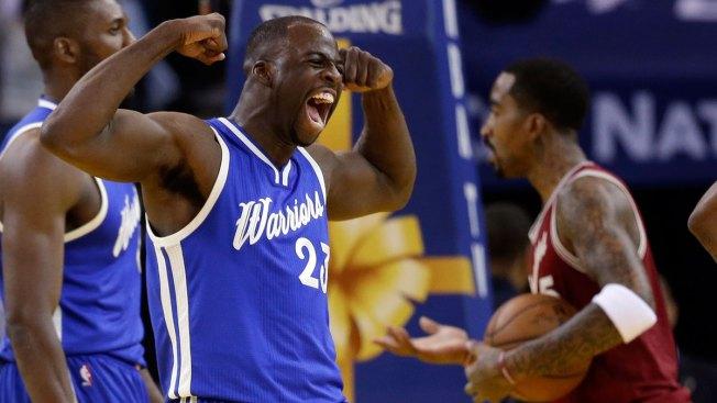 Warriors Beat Cavaliers 89-83 in NBA Finals Rematch