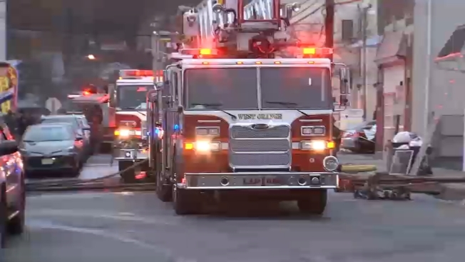 Sharp-Eyed Utility Worker Alerts Officials to NJ Apartment Fire