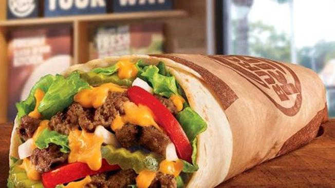 Burger King Takes on Tex-Mex, Rolls Out The Whopperito