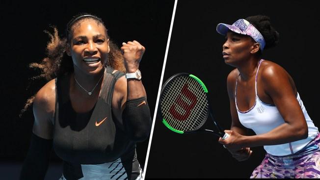Venus and Serena Williams to Battle in Australian Open Finals