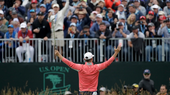 Woodland Captures US Open Title for First Major